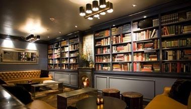 Bars Of Hollywood Library Bar
